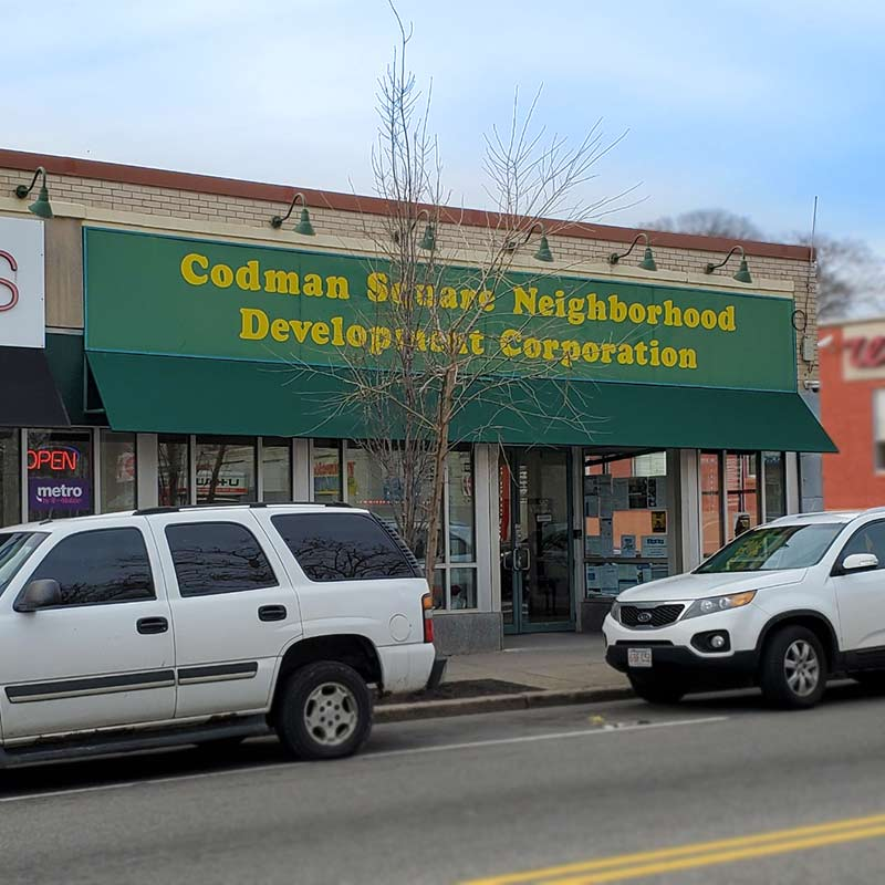 Codman Square NDC