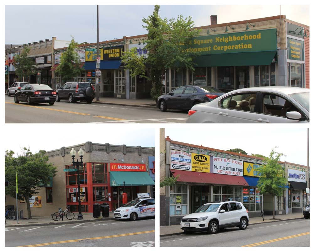 On the Square - commercial rental property