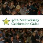 40th Anniversary Celebration Gala