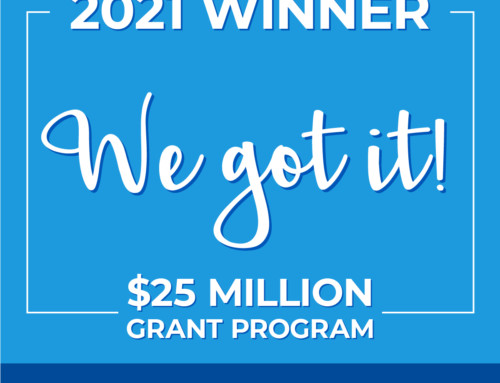 CSNDC Is A Proud 2021 Recipient of The Cummings Grant!